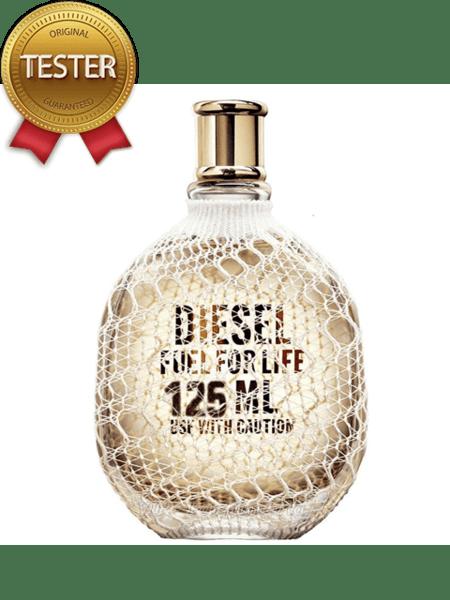 Diesel Fuel for Life 125мл - Тестер за жени